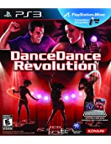 DanceDanceRevolution Bundle (PS3)