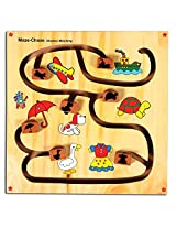 Skillofun Shadow Matching Maze Chase Game, Multicolor