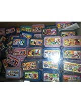 8 Bit Game Cartridges (Pack of 4)