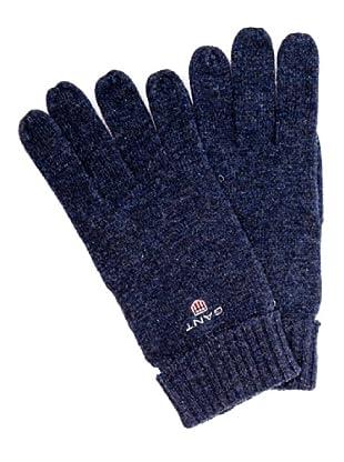Gant Guantes Lana (Azul)