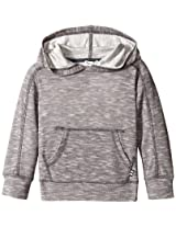 Splendid Little Boys' Loose Knit Slub Pullover Toddler, Dark Grey, 2T