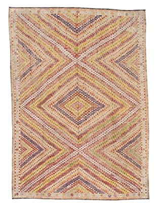 Rug Republic One Of A Kind Turkish Tribal Hand Woven Flat Weave Rug, Multi, 6' 5