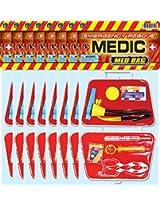 Ja-Ru Medic Medical Bag Party Favor Bundle Pack