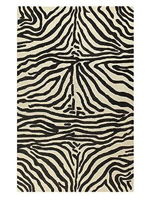 Bashian Rugs Textured Zebra Rug