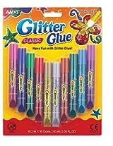 Neo gold leaf gliter glue