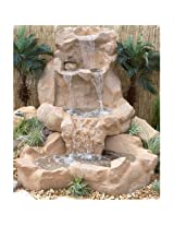 Paradise Spillway Water Outdoor Fountain - 2073 2201 DS