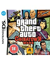 Grand Theft Auto: Chinatown Wars (Nintendo DS) (NTSC)