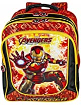 Iron Man Iron Man_ Red & Black Bag (14 Inch)