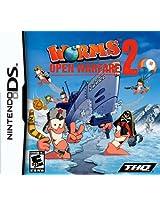Worms 2 Open Warfare - Nintendo DS