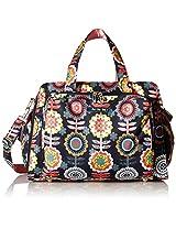 Ju-Ju-Be Be Prepared Diaper Bag, Dancing Dahlias