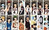 描き下ろし16種入り「黒子のバスケ」のキャラクターポスターBOX
