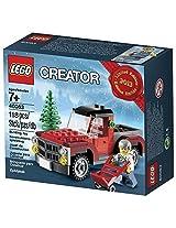 Lego Creator Tree Truck