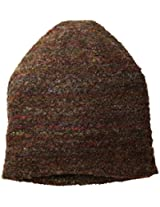D&Y Women's Boucle Space-Dye Beanie