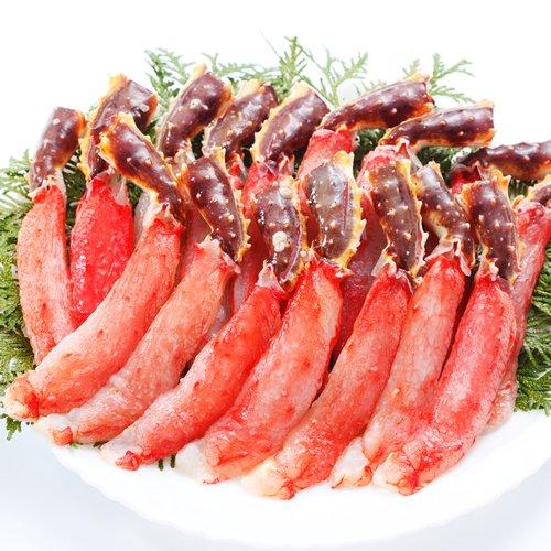 【7L】 タラバガニ 棒肉 1.0kg (10~20本入り)