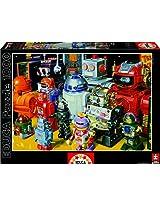 Educa Robots Puzzle, 1000-Piece