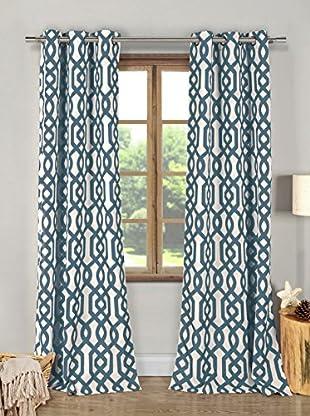 Duck River Textile Set of 2 Ashmond Textured Panels