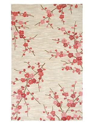 Jaipur Cherry Blossom Rug (Colorado Clay)