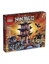 LEGO Ninjago 70751 - Temple of Airjitzuper