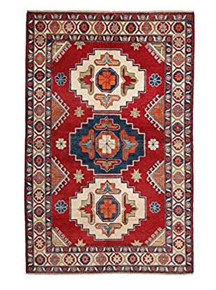 Kazak Collection Oriental Rug, Red, 5' x 7' 9