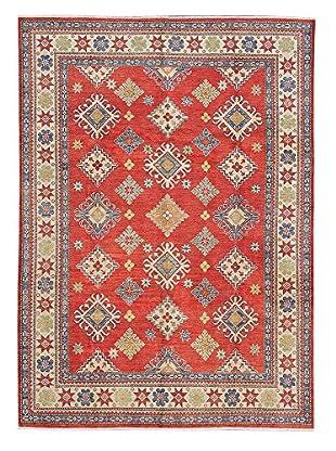 eCarpet Gallery Finest Gazni Rug, Red, 8' x 11'