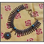 [N16GS_017] German Silver Necklace 17