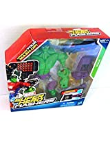 Marvel Mashers Deluxe Sets Bundle #4 (Green Hulk & Red Hulk)