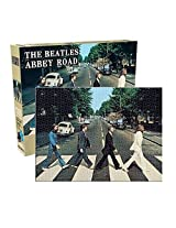 Beatles Abbey Road 1000 Piece Jigsaw Puzzle By Aquarius