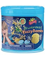 Scientific Explorer Experimental Play Make Surprise Fizzy Bombs Activity Kit, Multi Color