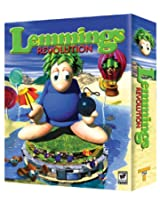 Lemming's Revolution - Jewel Case (PC)