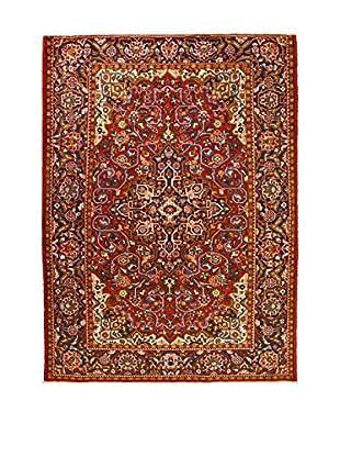 L'Eden del Tappeto Teppich M.Lilian rot 294t x t212 cm