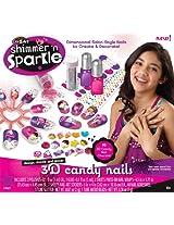 Cra Z Art Shimmer N Sparkle 3D Candy Nails