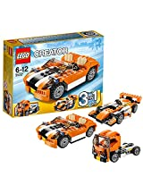 Lego Creator Sunset Speeder, Multi Color