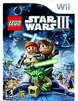 Lego StarWars 3: Clone War (Nintendo Wii) (NTSC)