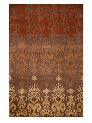 Momeni Habitat Collection Rug (Brown)