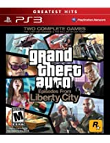 Grand Theft Auto: Episodes from Liberty City - Playstation 3