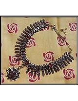 [N16GS_019] German Silver Necklace 19