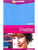 Talk More - Croatian: An Interactive Video CD-ROM