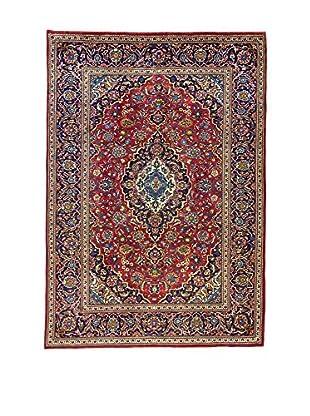 L'EDEN DEL TAPPETO Alfombra M.Kashan Rojo/Multicolor 206 x 292 cm