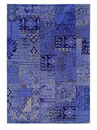 Granville Rugs Vintage Rug (Purple)