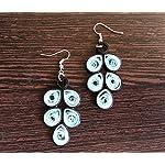 Quilling Earrings - Dangle & Drop