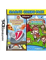 Mama's Combo Pack - Vol. 1 (Nintendo DS) (NTSC)