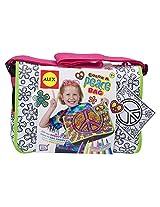 Alex Toys Color a Peace Bag