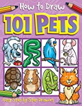 101 Pets (How to Draw)