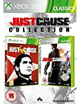 Just Cause Collection [Xbox 360, Includes Just Cause & Just Cause 2, Region Free]