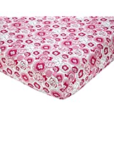 Butterfly Bouquet Fitted Sheet - same as in set