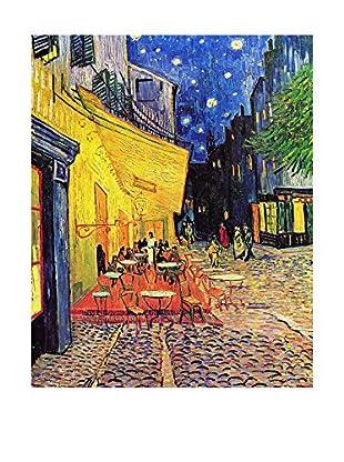 LegendArte  Wandbild Caféterrasse am Abend von Vincent Van Gogh