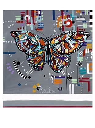 "Giorgio Casu-Butterfly, 27.5"" x 30"""