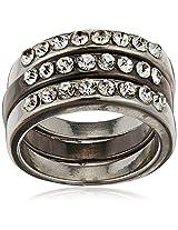 Addons Ring for Women (Silver) (RVSD-RING-003 SLV)