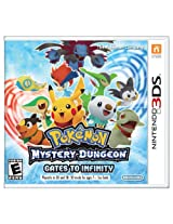 Pokemon Mystery Dungeon: Gates to Infinity (Nintendo 3DS) (NTSC)
