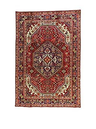 L'EDEN DEL TAPPETO Alfombra M.Tabriz Rojo/Multicolor 200 x 297 cm